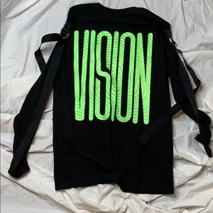 Visionair Long Sleeve with Embroidered Logo